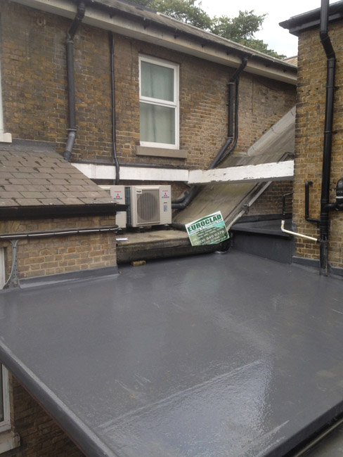 Grp Fibreglass Roofs Euroclad Roofing Amp Cladding Ltd