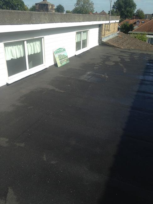 Flat Roofs Euroclad Roofing Amp Cladding Ltd