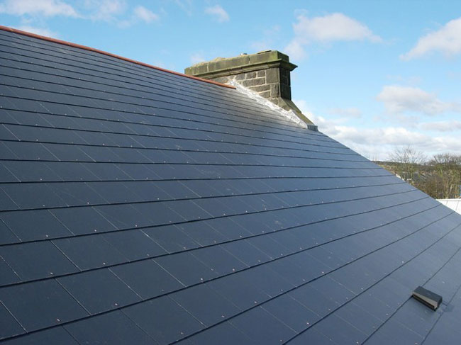 Roof Tile Artificial Slate Roof Tiles